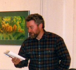 Reading in a gallery