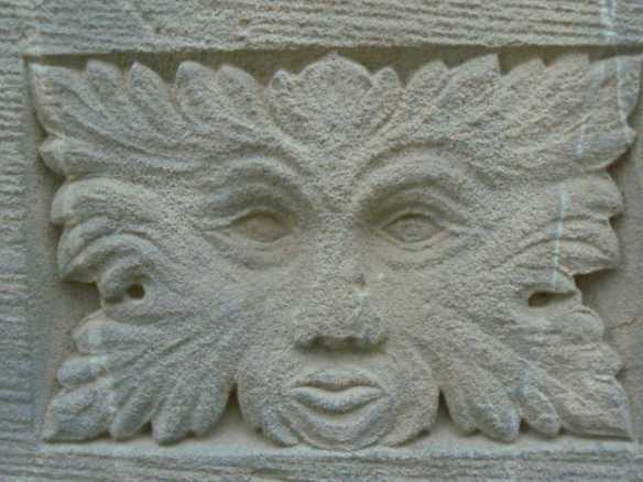 green man goerlitz