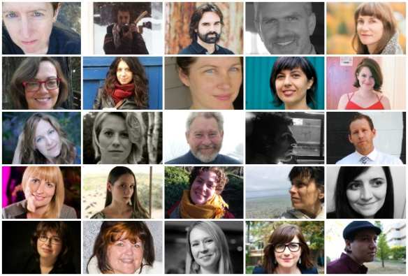 Longlist collage